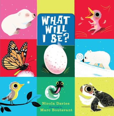 What Will I Be? By Davies, Nicola/ Boutavant, Marc (ILT)